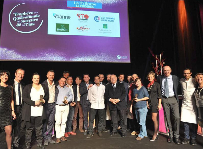 Trophées de la Gastronomie des Saveurs et du Vin 2015