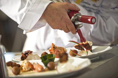 Cuisinier plat 1