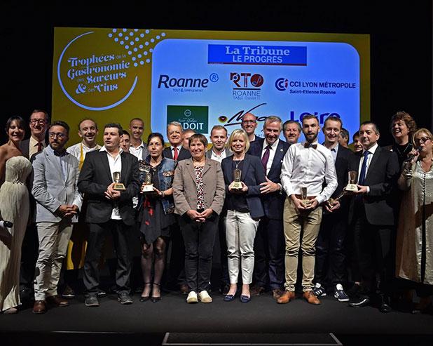Bientôt les Trophées de la Gastronomie 2018 !